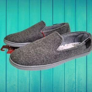 Dearfoams DLuxe slippers